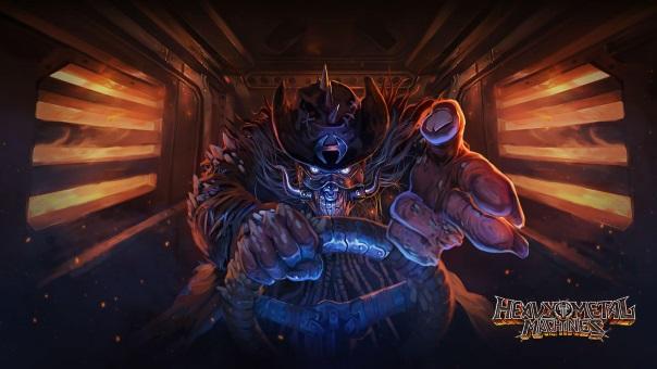 Heavy Metal Machines Debuts Full Metal Judge