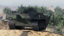 World of Tanks Swedish Vehicle Mechanics Dev Diary