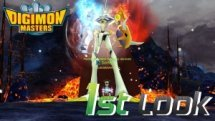 Digimon Masters Online - Updated First Look