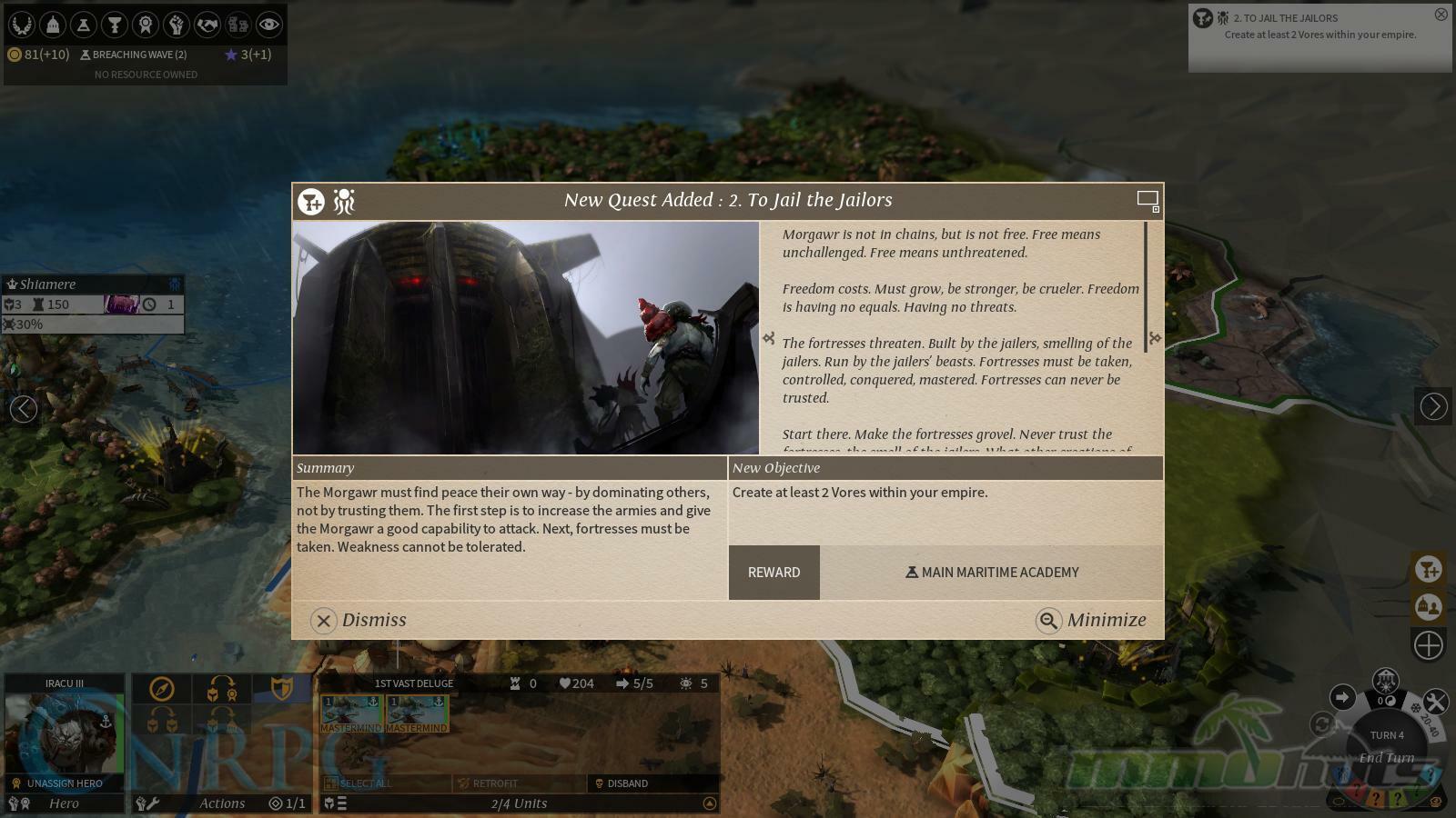 Endless Legend Tempest DLC Review