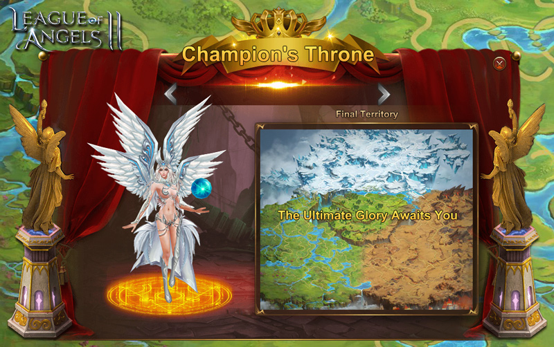 League of Angels II - The Champion's Throne