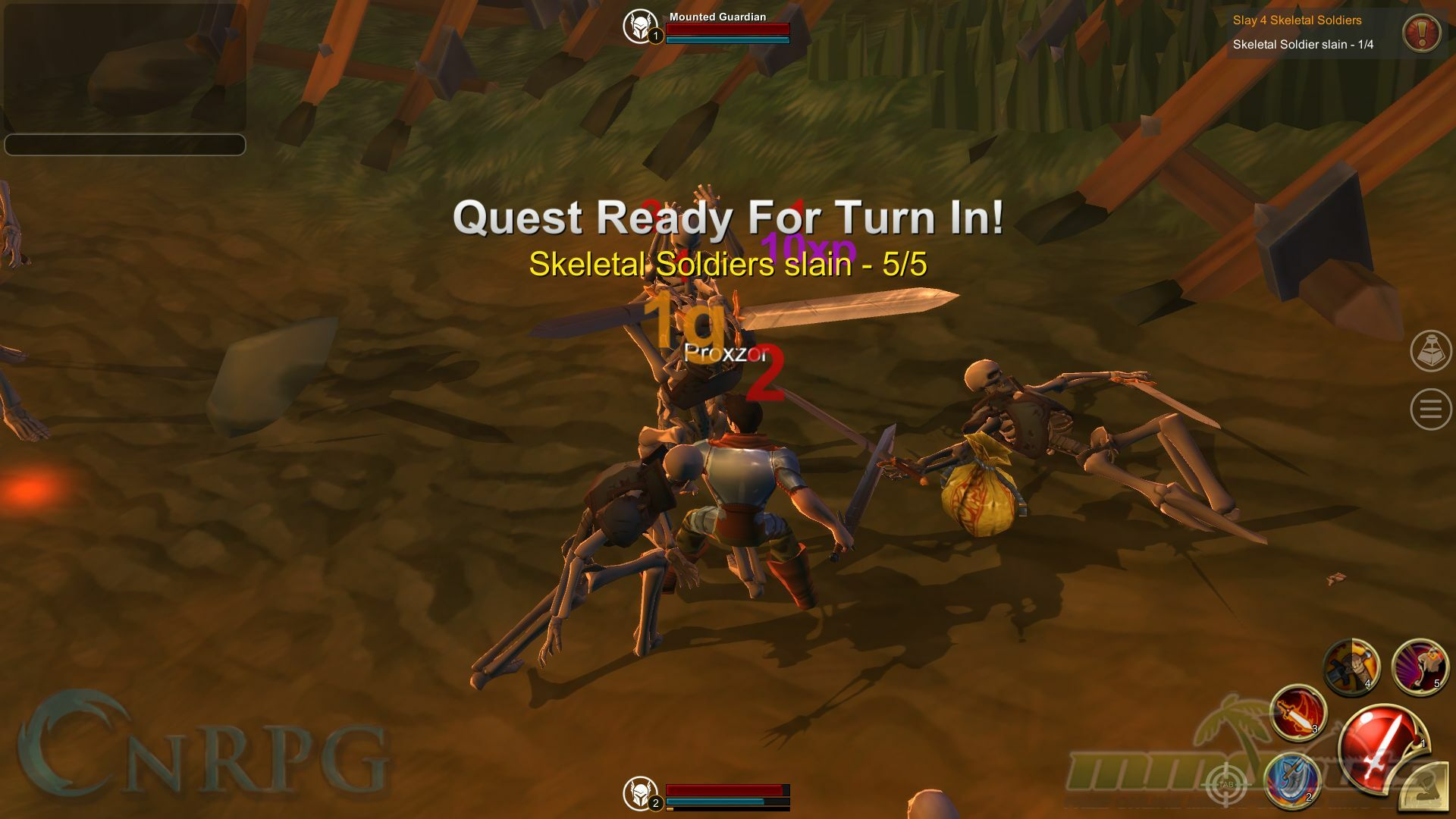 Adventure Quest 3D Open Beta Initial Review