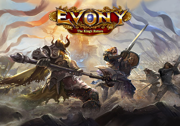Evony Mobile Game Profile Banner