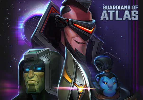 Guardians of Atlas Game Profile Banner