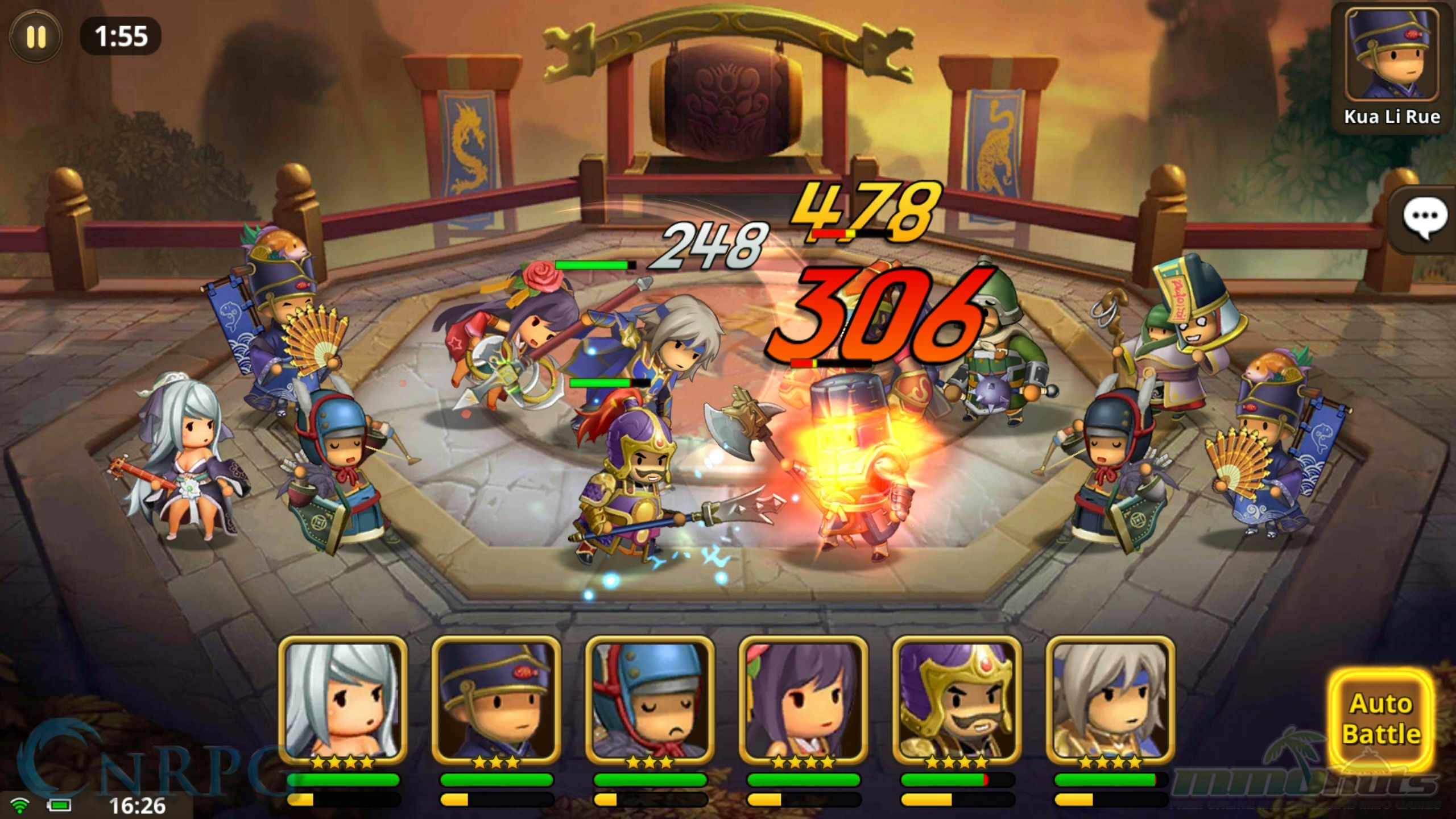 Kingdom Story Brave Legion Mobile Review
