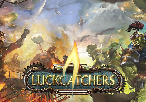 LuckCatchers Game Profile