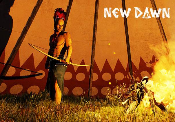 New Dawn Game Profile Banner
