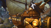 Cloud Pirates Second Closed Beta Trailer