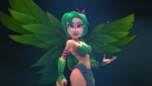 Dungeon Defenders II Dryad Trailer