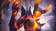 SMITE Igneous Terra Skin Preview