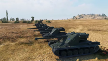 World of Tanks PC - Swedish Tanks Review