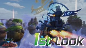 Cloud Pirates - First Look