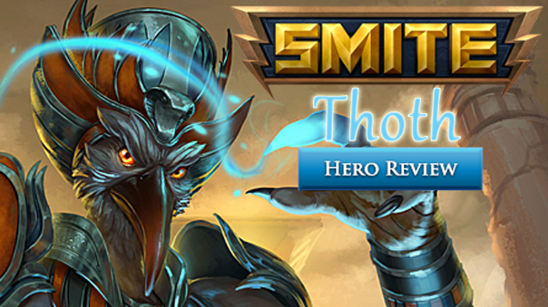 SMITE Thoth Review
