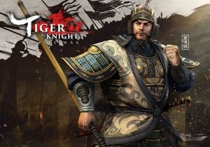 Tiger Knight Game Profile Banner