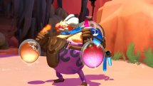 Gigantic Uncle Sven Hero Spotlight