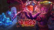 Hearthstone Mean Streets of Gadgetzan Card Reveal: Gero & Tsubaki