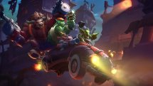 Hearthstone Mean Streets of Gadgetzan Cinematic Trailer