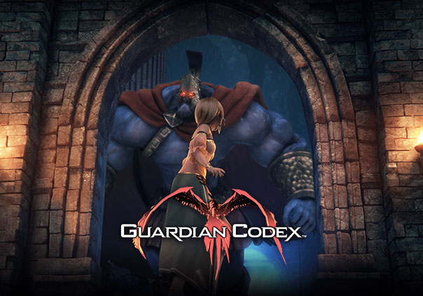 Guardian Codex Game Profile Banner