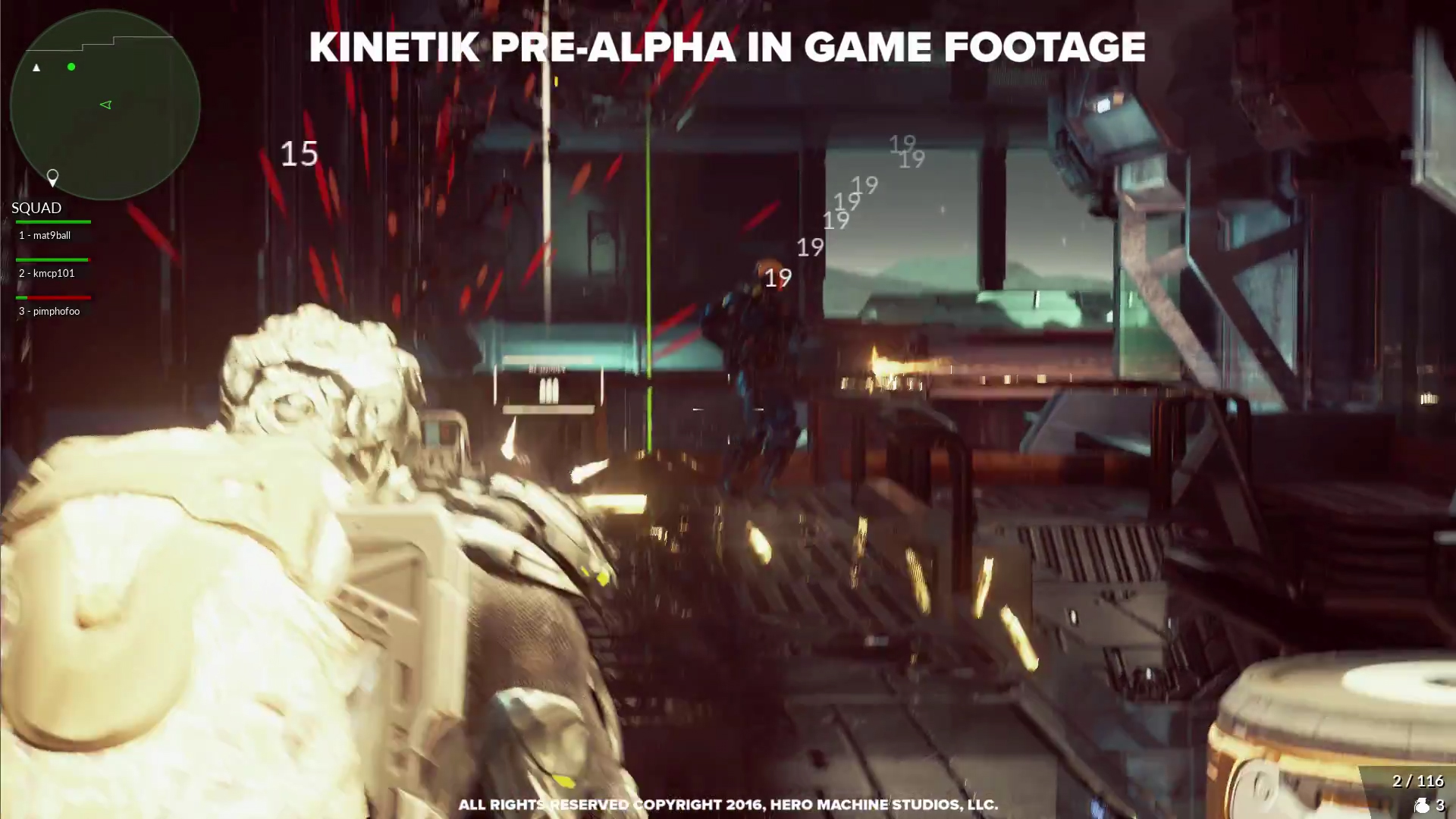 Kinetik-PreAlphaGameplay