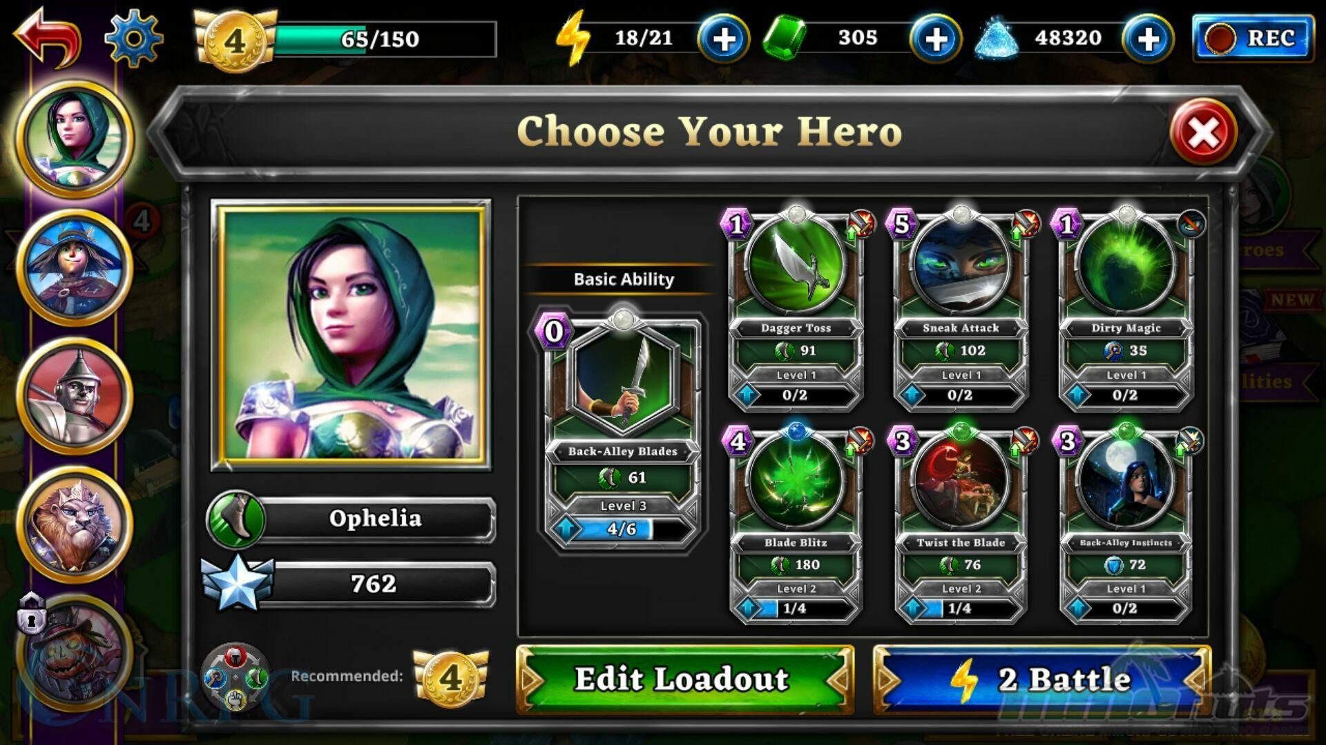 Oz: Broken Kingdom Mobile Review