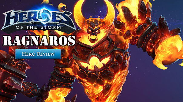 Ragnaros-HOTS-Hero-Review-Feature