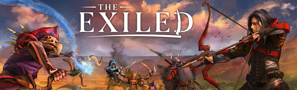 The Exiled Alpha Key Giveaway