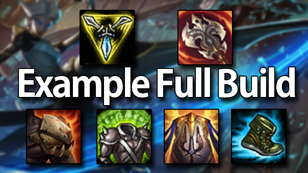 Camille Champion Review Item Build