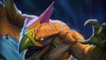 SMITE Jurassic Camazotz Skin Preview