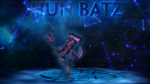 SMITE Hun.Bat Hun Batz Skin Preview