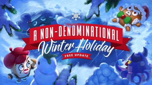 Move or Die Non-Denominational Winter Holiday Update Incoming
