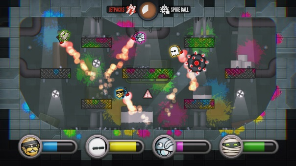Move or Die Coming to Consoles in 2017