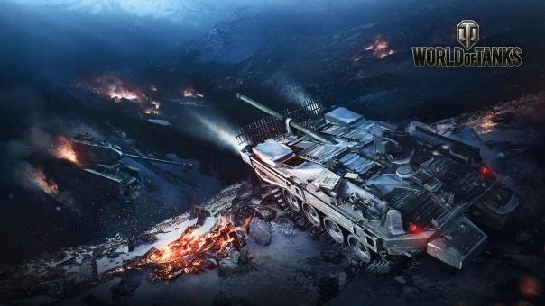 Swedish Vehicles Invade World of Tanks Update 9.17
