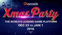 GTarcade 2016 Xmas Party Trailer
