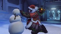 Overwatch Winter Wonderland Trailer