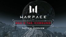 Warface B&T Icebound Map Overview