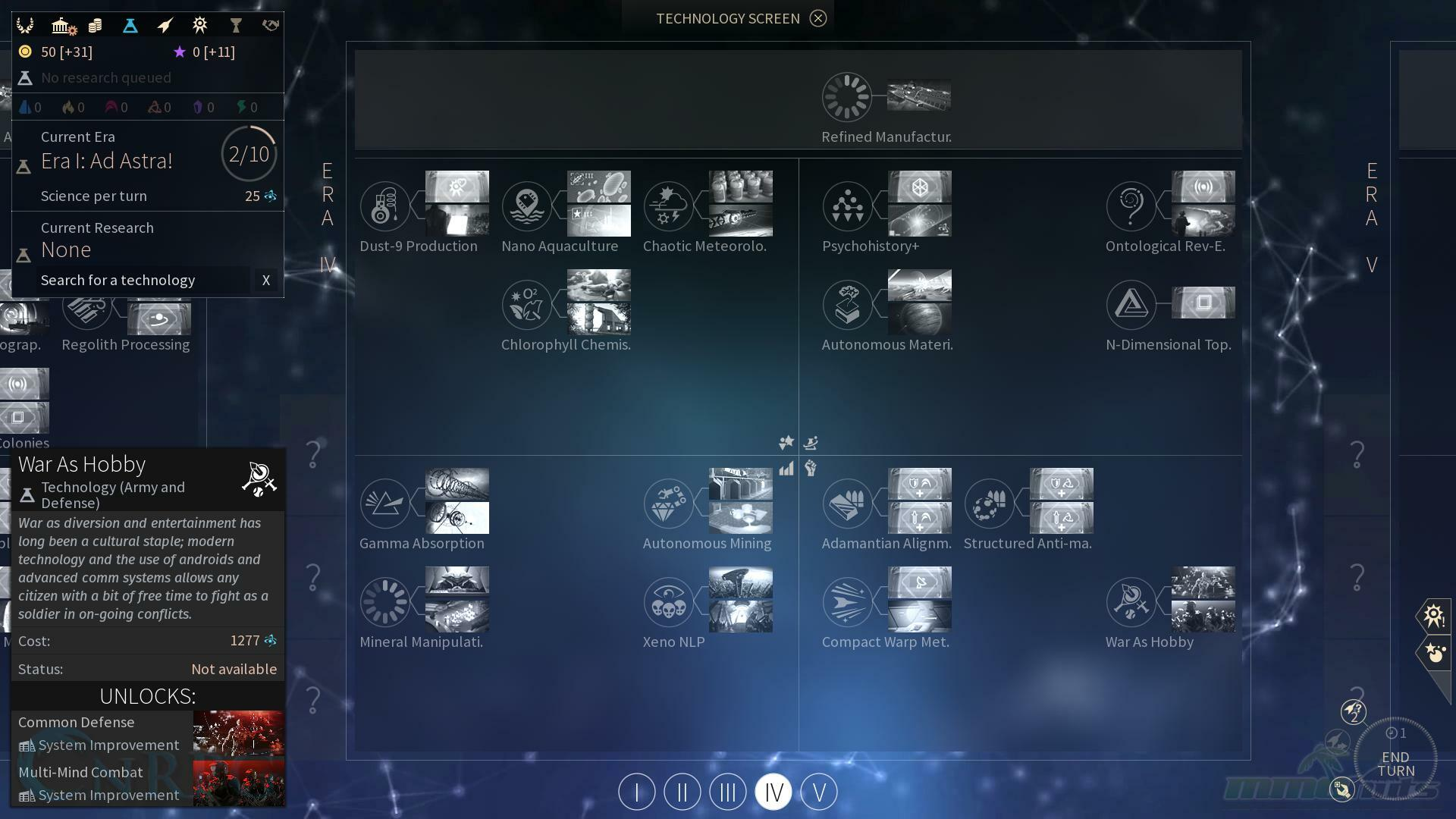 Endless Space 2 - First Early Access Update Impressions