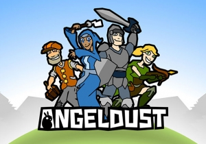 Angeldust Game Profile Banner