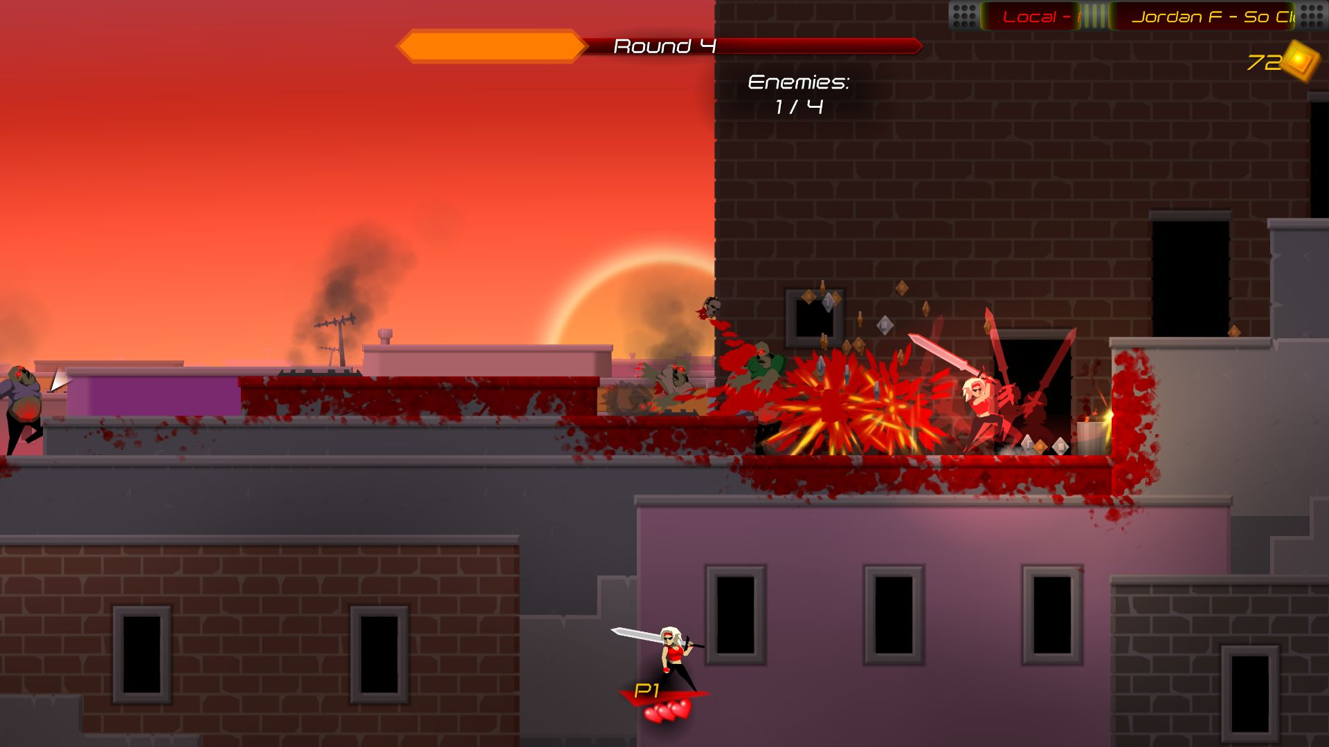 Blast Brawl 2: Bloody Boogaloo Early Access Impressions