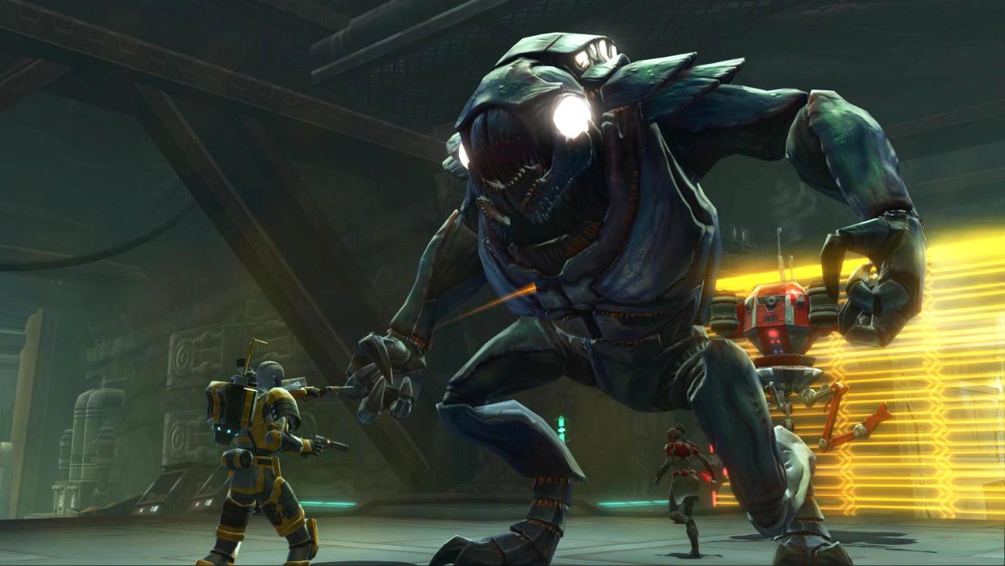 SWTOR Defend The Throne Update Developer Interview