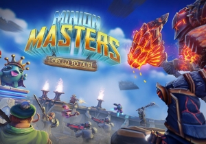 Minion Masters Game Profile Banner