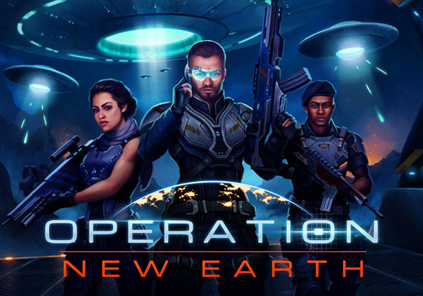 Operation New Earth Game Profile Banner