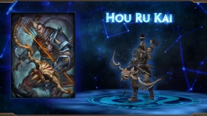 SMITE-HouYi-Hou-Ru-Kai-Skin-Reveal