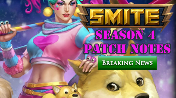 SMITE-Season4-Notes-MMOHuts-Recap
