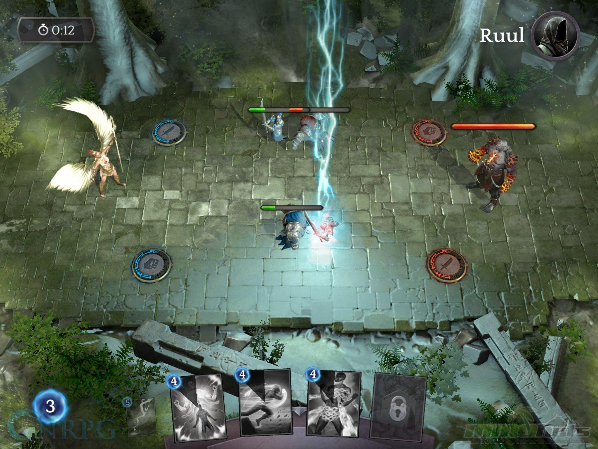 Spellsouls: Duel of Legends Mobile Review