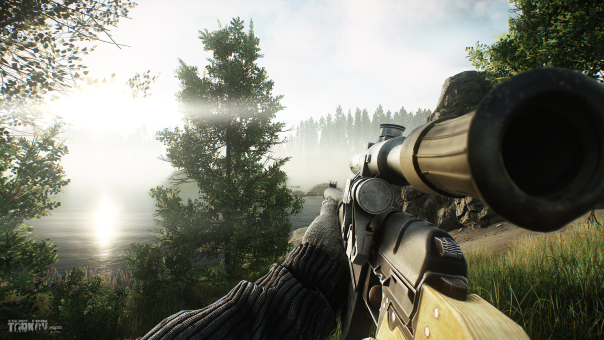 Escape from Tarkov News - Extended Alpha Launched