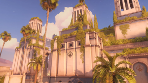 Overwatch Oasis Map Video Thumbnail