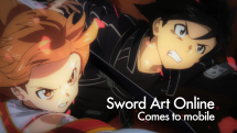 Sword Art Online: Memory Defrag Launch Trailer