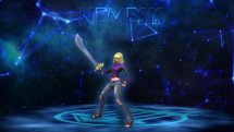 SMITE Modern Mercenary Nemesis Skin Preview