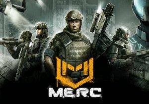 M.E.R.C. Game Profile Banner