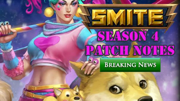 SMITE-Season4-Notes-MMOHuts-Recap